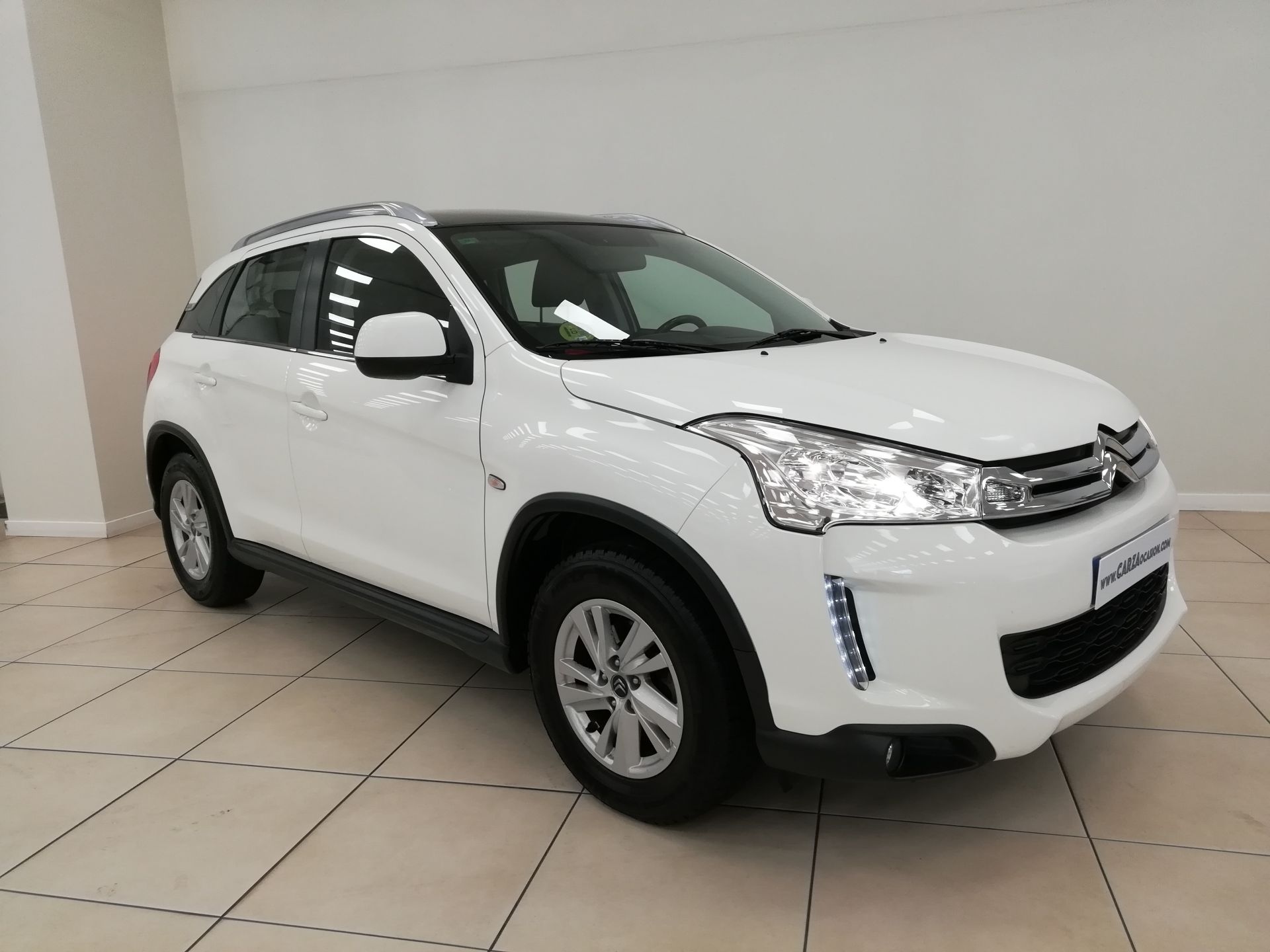 Citroen C4 Aircross 1.6 HDi 115cv Seduction nuevo Zaragoza