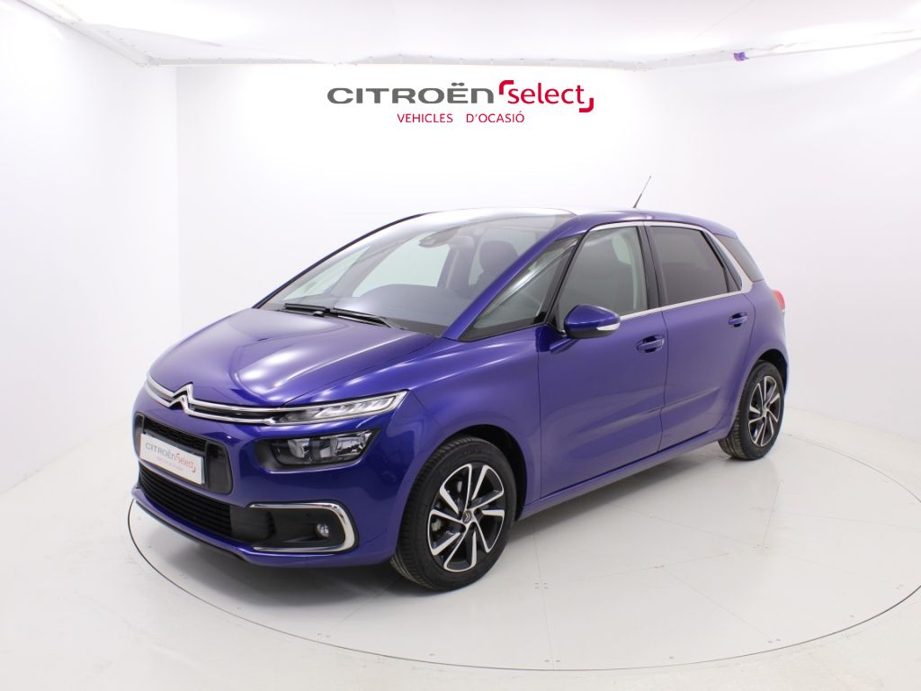 Citroen C4 Spacetourer BlueHDi 88KW (120CV) Feel segunda mano Madrid