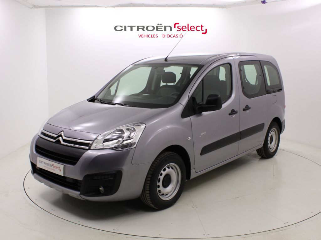 Citroen Berlingo 1.6 BLUEHDI 100 LIVE EDITION 4P- segunda mano Madrid