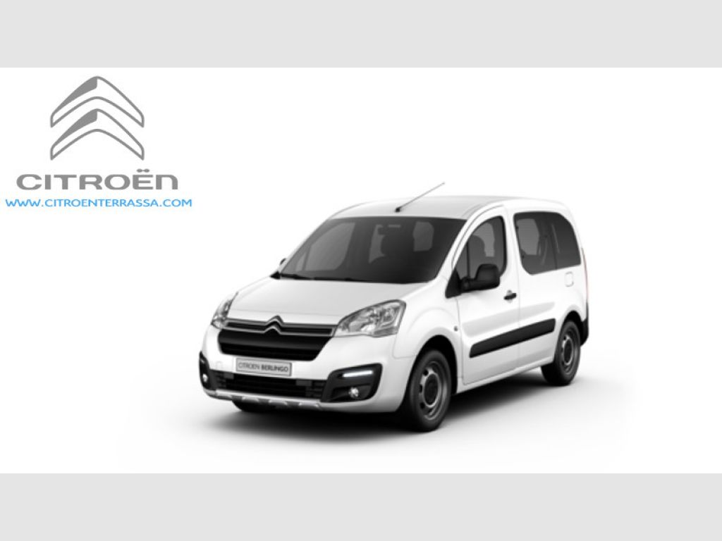 Citroen Berlingo ELECTRIC FEEL 5P segunda mano Madrid