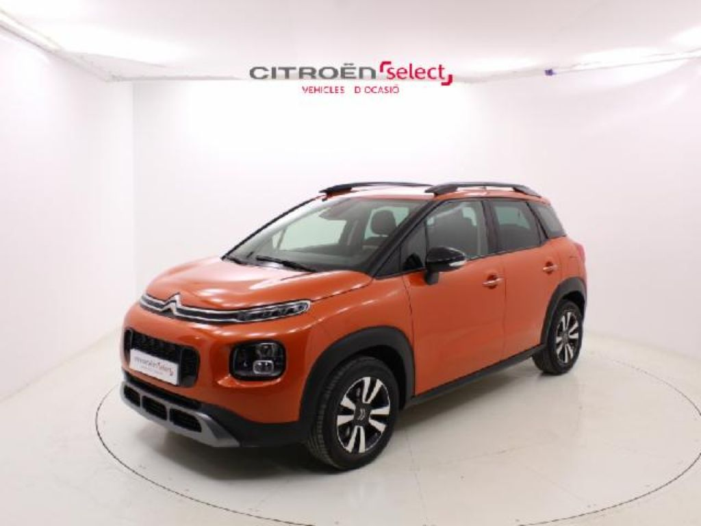 Citroen C3 Aircross BlueHDi 73kW (100CV) FEEL segunda mano Madrid