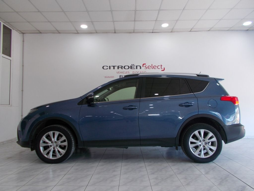 Toyota Rav4 150D AWD Executive segunda mano Madrid
