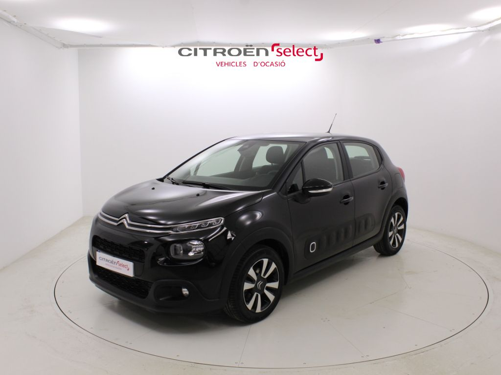 Citroen C3 BlueHDi 55KW (75CV) S&S FEEL segunda mano Madrid