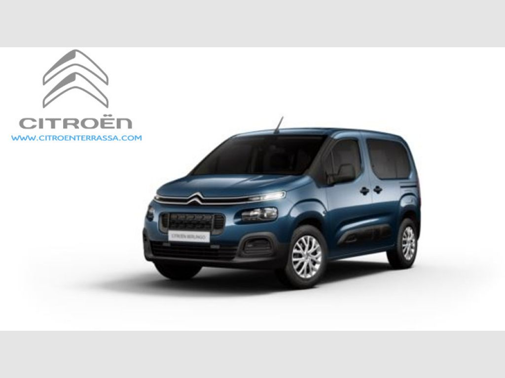 Citroen Berlingo Talla M BlueHDi 130 S&S 6v FEEL segunda mano Madrid