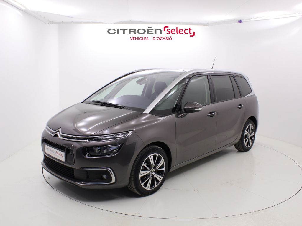 Citroen Grand C4 Picasso BlueHDi 88KW (120CV) EAT6 Feel segunda mano Madrid