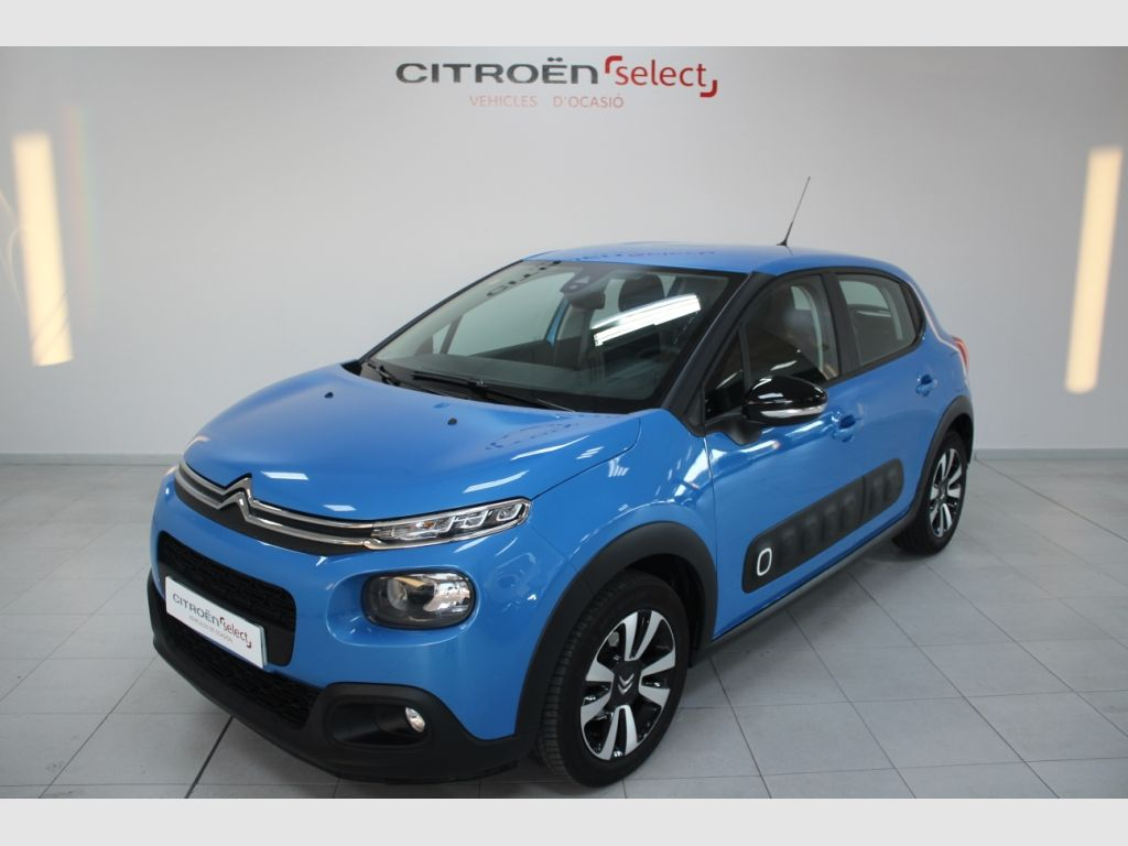 Citroen C3 BlueHDi 73KW (100CV) S&S FEEL segunda mano Madrid