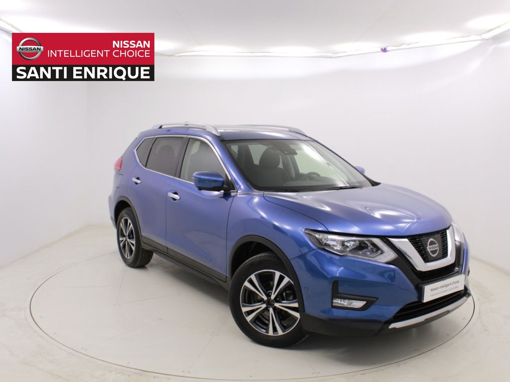 Nissan X-Trail 5P dCi 96 kW(130 CV) Xtronic N-CONNECTA segunda mano Madrid