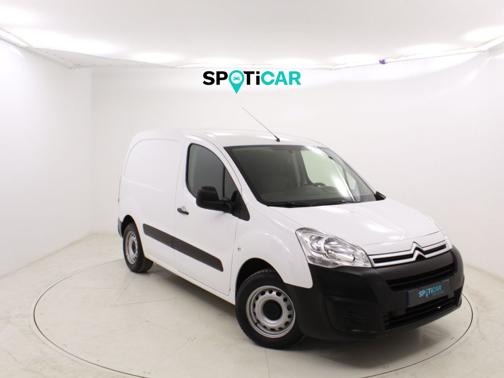 Citroen Berlingo BlueHDi 55KW (75CV) segunda mano Madrid