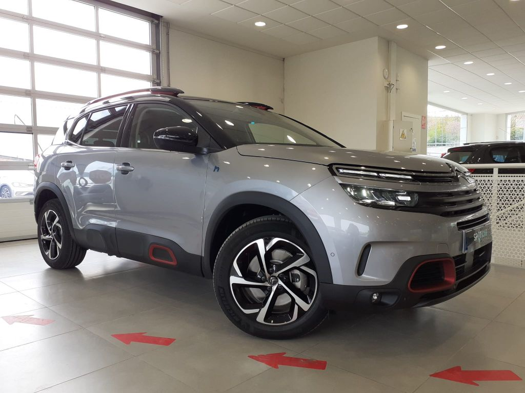 Citroen C5 Aircross Hybrid 225 e-EAT8 Feel segunda mano Madrid