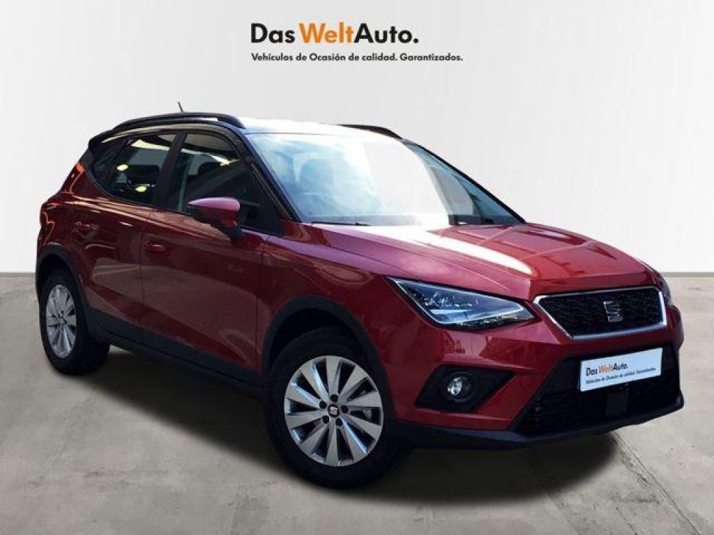 SEAT Arona 1.6 TDI 70kW (95CV) Style Ecomotive segunda mano Madrid