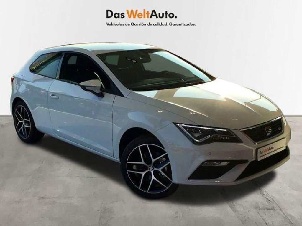 SEAT Leon SC 2.0 TDI 110kW (150CV) St&Sp FR segunda mano Madrid