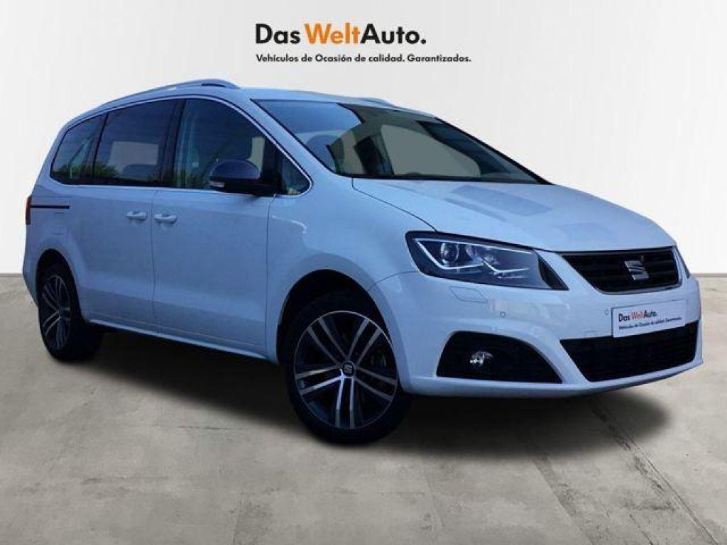 SEAT Alhambra 2.0 TDI 135kW (184CV) 4D DSG S/S Sty Adv segunda mano Madrid