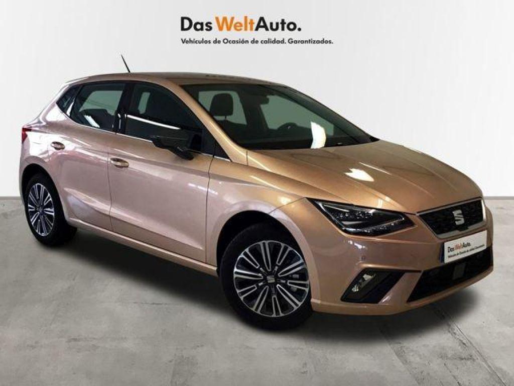 SEAT Nuevo Ibiza 1.0 EcoTSI 85kW (115CV) Xcellence segunda mano Madrid
