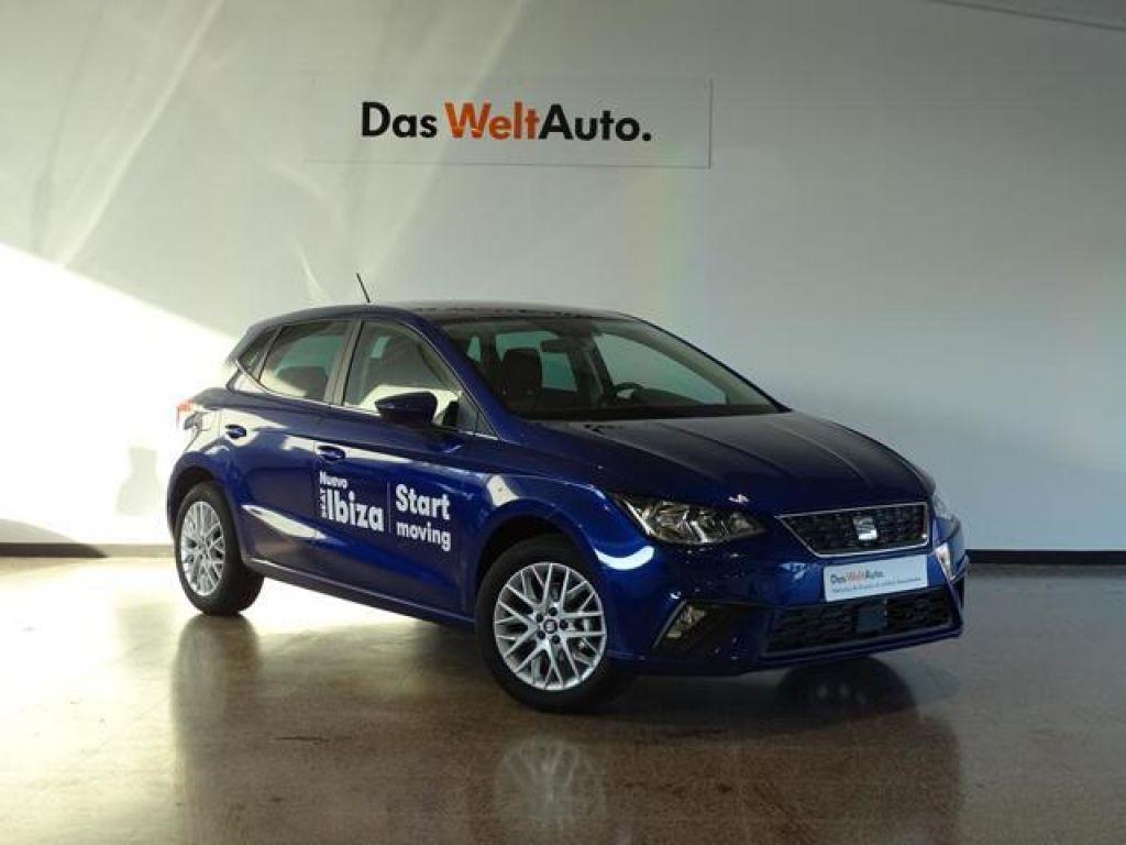 SEAT Ibiza 1.6 TDI 70kW (95CV) Style segunda mano Madrid