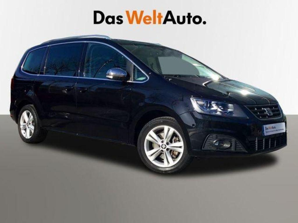 SEAT Alhambra 2.0 TDI 150 CV 4Drive S/S Style Advanced segunda mano Madrid