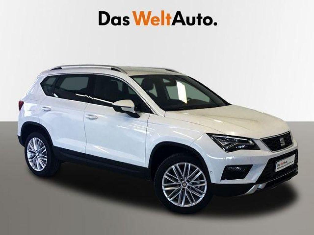 SEAT Ateca 2.0 TDI 110kW (150CV) S&S Xcellence segunda mano Madrid