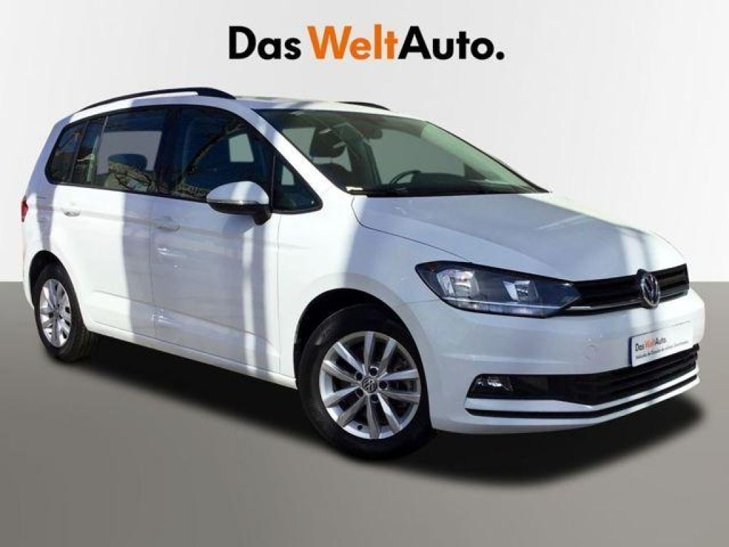 Volkswagen Touran Business 1.2 TSI 81kW (110CV) segunda mano Madrid