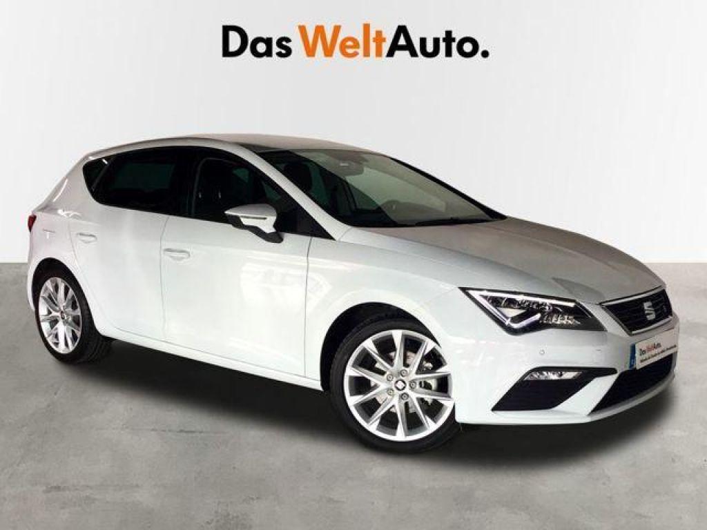 SEAT Leon 2.0 TDI 110kW (150CV) DSG-6 St&Sp FR segunda mano Madrid