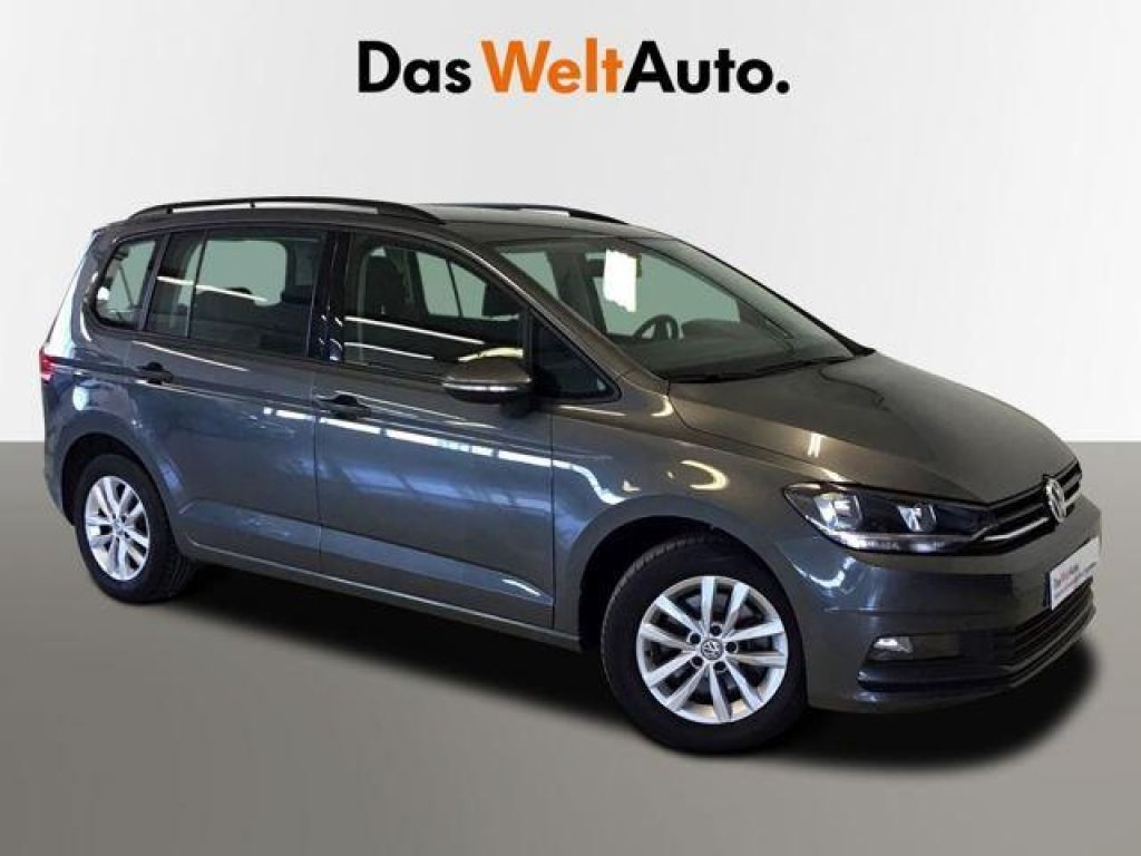 Volkswagen Touran Business 1.2 TSI 81kW (110CV) segunda mano Madrid