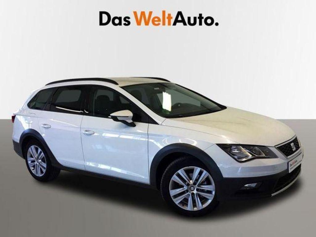 SEAT Leon ST 2.0 TDI 110kW 4Drive St&Sp X-perience segunda mano Madrid