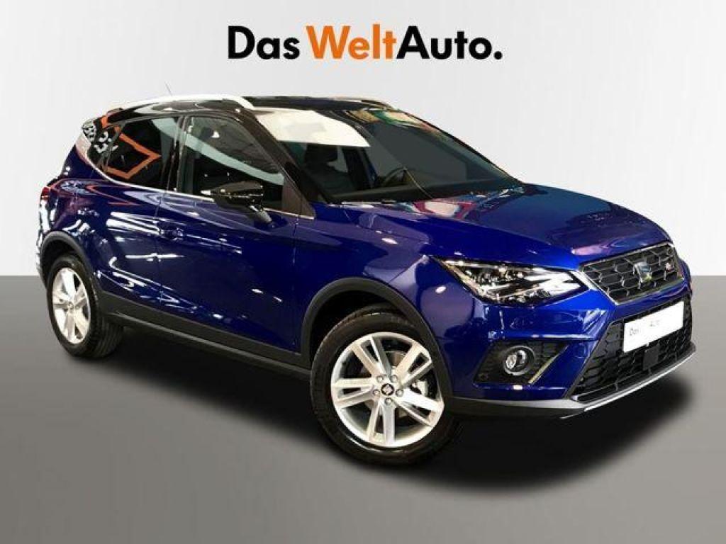 SEAT Arona 1.6 TDI 85kW (115CV) FR Ecomotive segunda mano Madrid