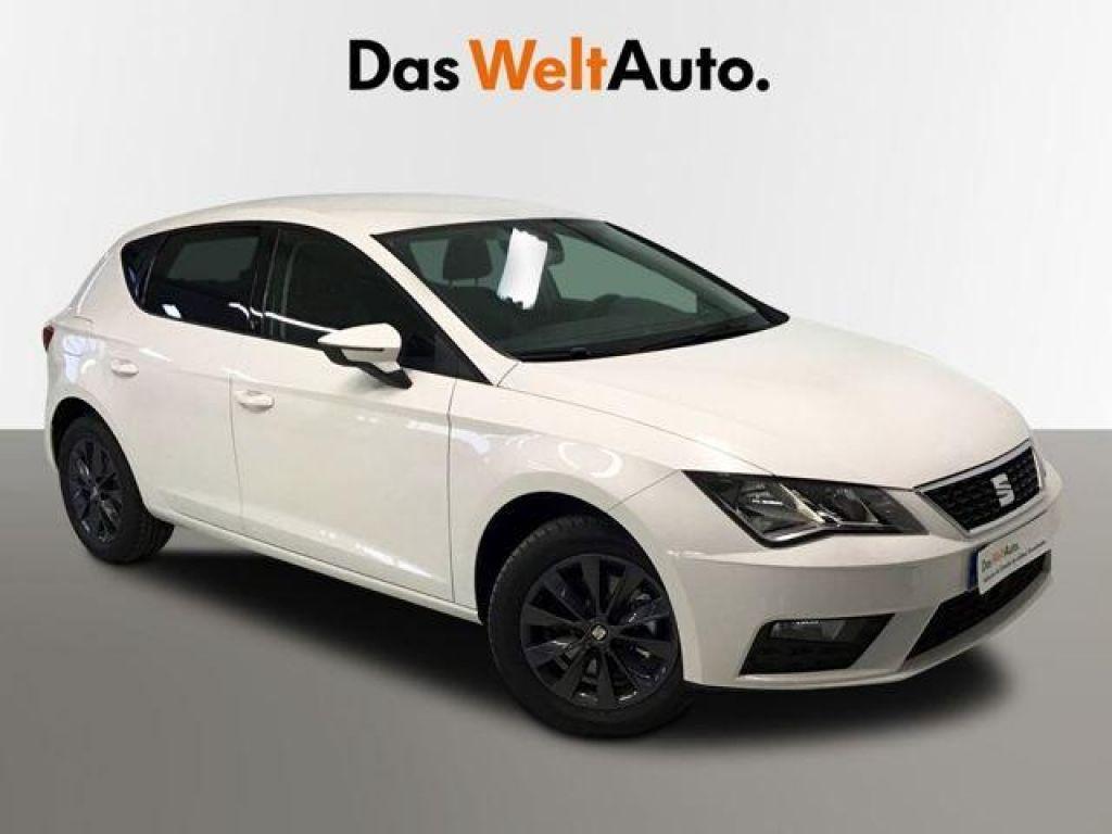SEAT Leon 1.6 TDI 85kW (115CV) S&S Style Visio Ed segunda mano Madrid