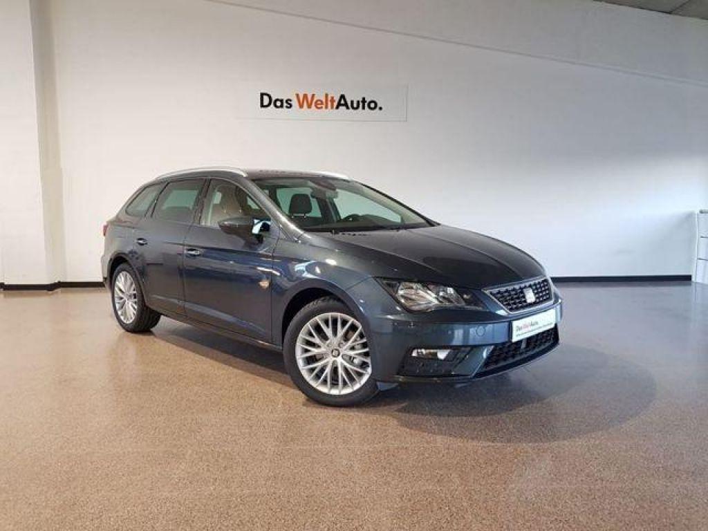 SEAT Leon ST 1.5 EcoTSI 92kW (125CV) S&S Style Ed segunda mano Madrid