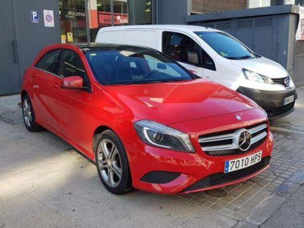 Mercedes Benz Clase A A 180 CDI BlueEFFICIENCY DCT Urban segunda mano Madrid
