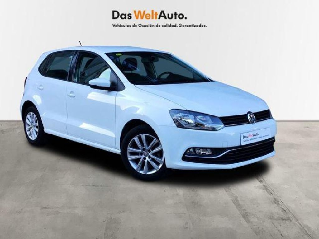 Volkswagen Polo Advance 1.2 TSI 90CV BMT segunda mano Madrid