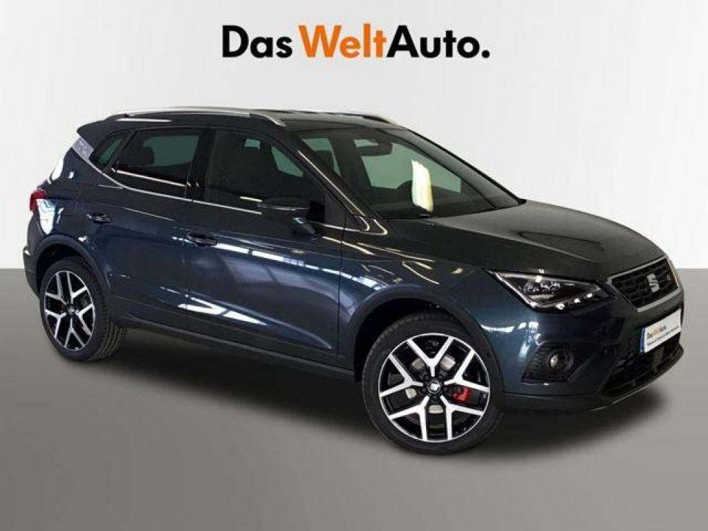 SEAT Arona 1.0 TSI 85kW (115CV) FR Ecomotive segunda mano Madrid