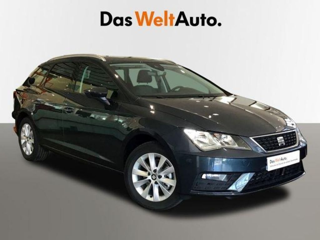SEAT Leon ST 1.6 TDI 85kW (115CV) St&Sp Style segunda mano Madrid