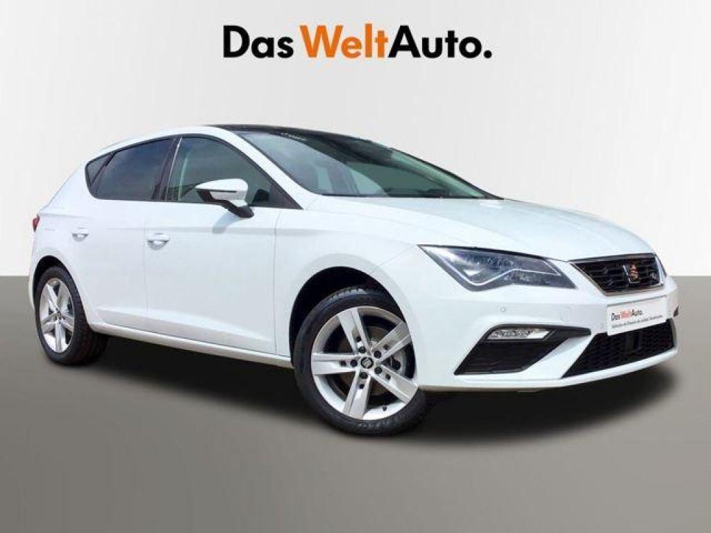 SEAT Leon 2.0 TDI 110kW (150CV) DSG-7 St&Sp FR segunda mano Madrid