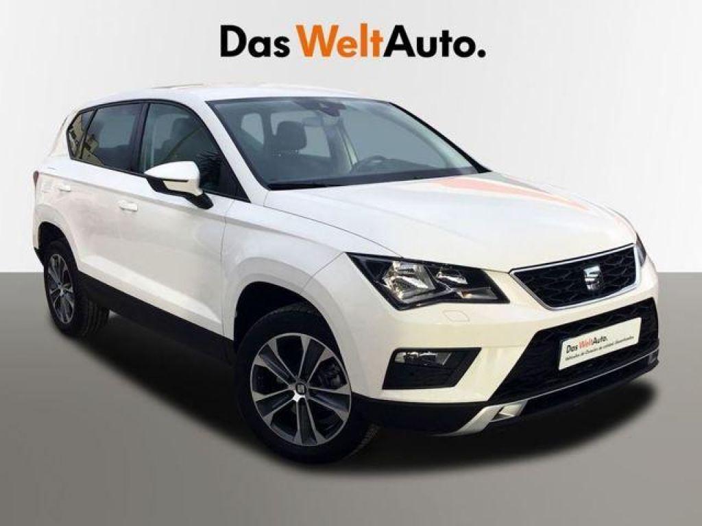 SEAT Ateca 1.0 TSI 85kW (115CV) St&Sp Style Eco segunda mano Madrid