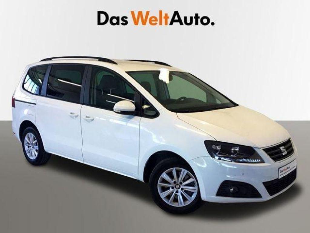 SEAT Alhambra 2.0 TDI 110kW (150CV) Eco S/S Reference segunda mano Madrid