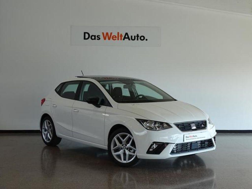 SEAT Ibiza 1.6 TDI 85kW (115CV) FR segunda mano Madrid
