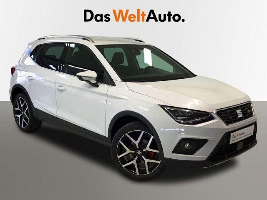 SEAT Arona 1.0 TGI 66kW (90CV) FR segunda mano Madrid