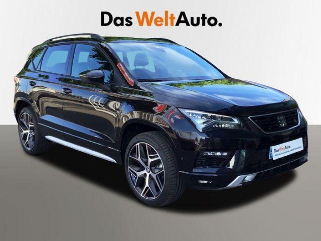 SEAT Ateca 2.0 TSI 140kW DSG-7 4D S&S FR segunda mano Madrid