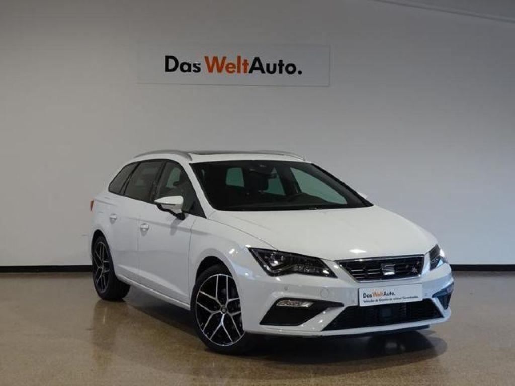 SEAT Leon ST 2.0 TDI 110kW (150CV) DSG-7 St&Sp FR segunda mano Madrid