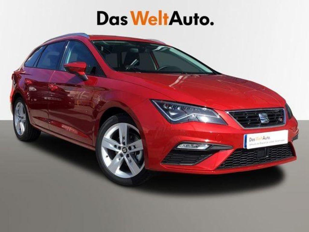 SEAT Leon ST 2.0 EcoTSI 140kW (190CV) DSG-7 S&S FR segunda mano Madrid