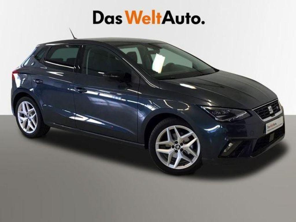 SEAT Ibiza 1.0 EcoTSI 85kW (115CV) FR segunda mano Madrid