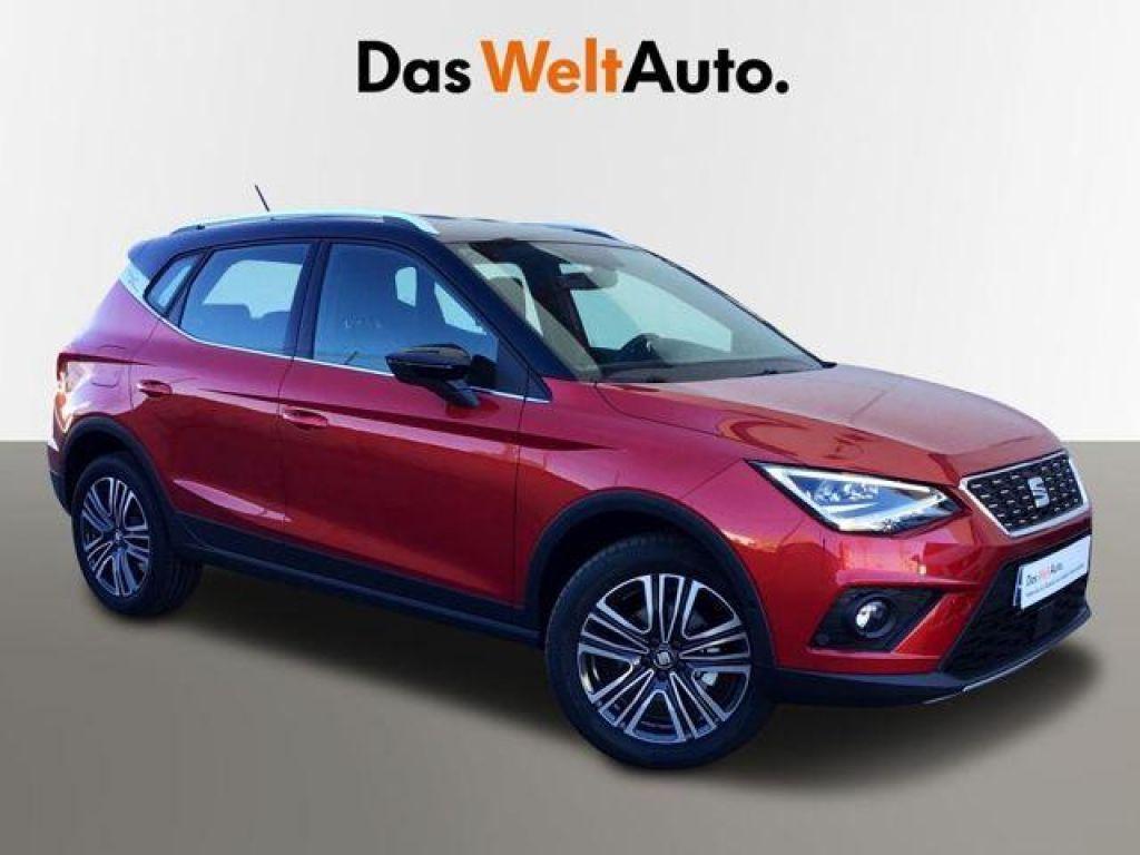 SEAT Arona 1.6 TDI 70kW (95CV) DSG Xcellence Ecomot segunda mano Madrid