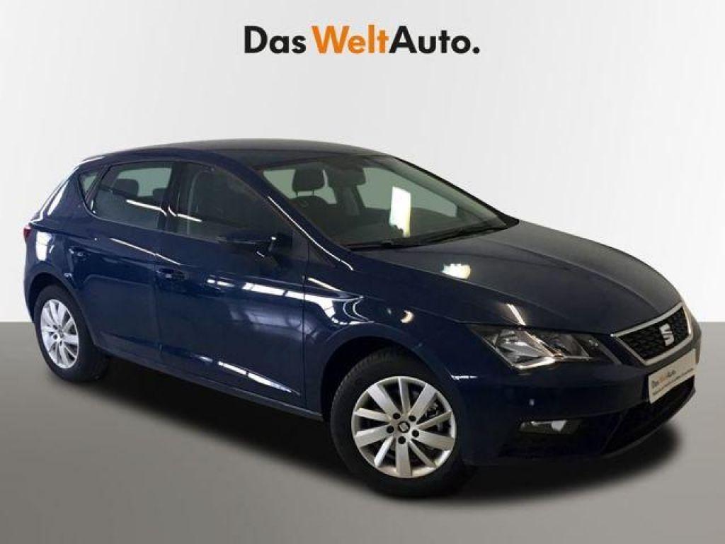 SEAT Leon 1.6 TDI 85kW (115CV) St&Sp Reference segunda mano Madrid