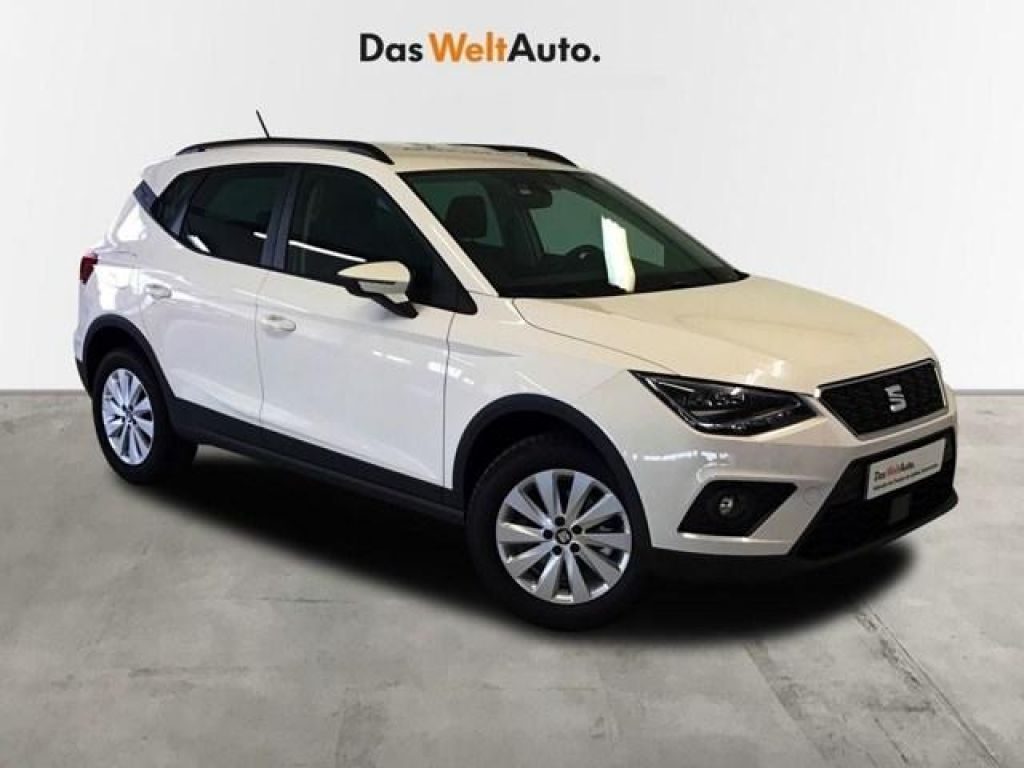SEAT Arona 1.6 TDI 85kW (115CV) Style Ecomotive segunda mano Madrid