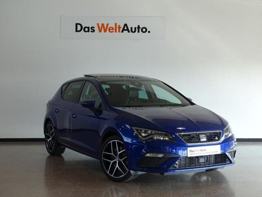 SEAT Leon 1.5 TSI 110kW (150CV) St&Sp FR segunda mano Madrid