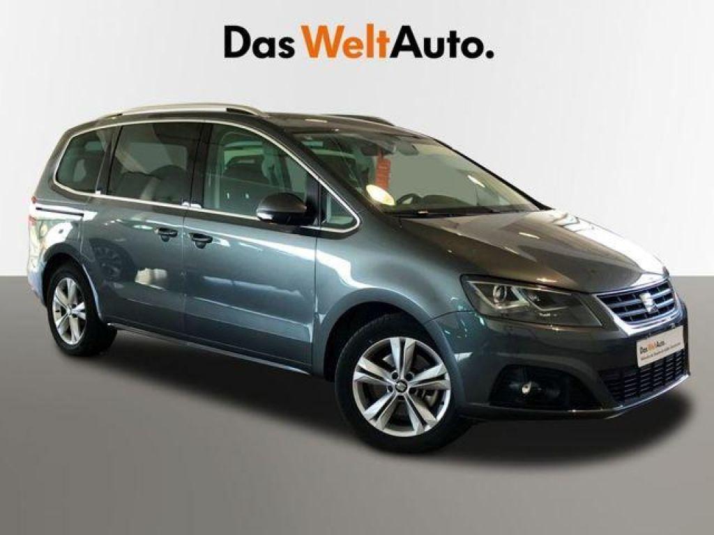 SEAT Alhambra 2.0 TDI 135kW DSG S/S St Ad Travel segunda mano Madrid
