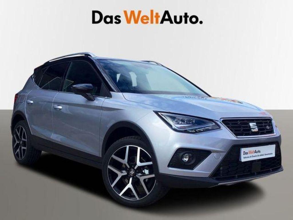 SEAT Arona 1.0 TSI 85kW (115CV) DSG FR Ecomotive segunda mano Madrid
