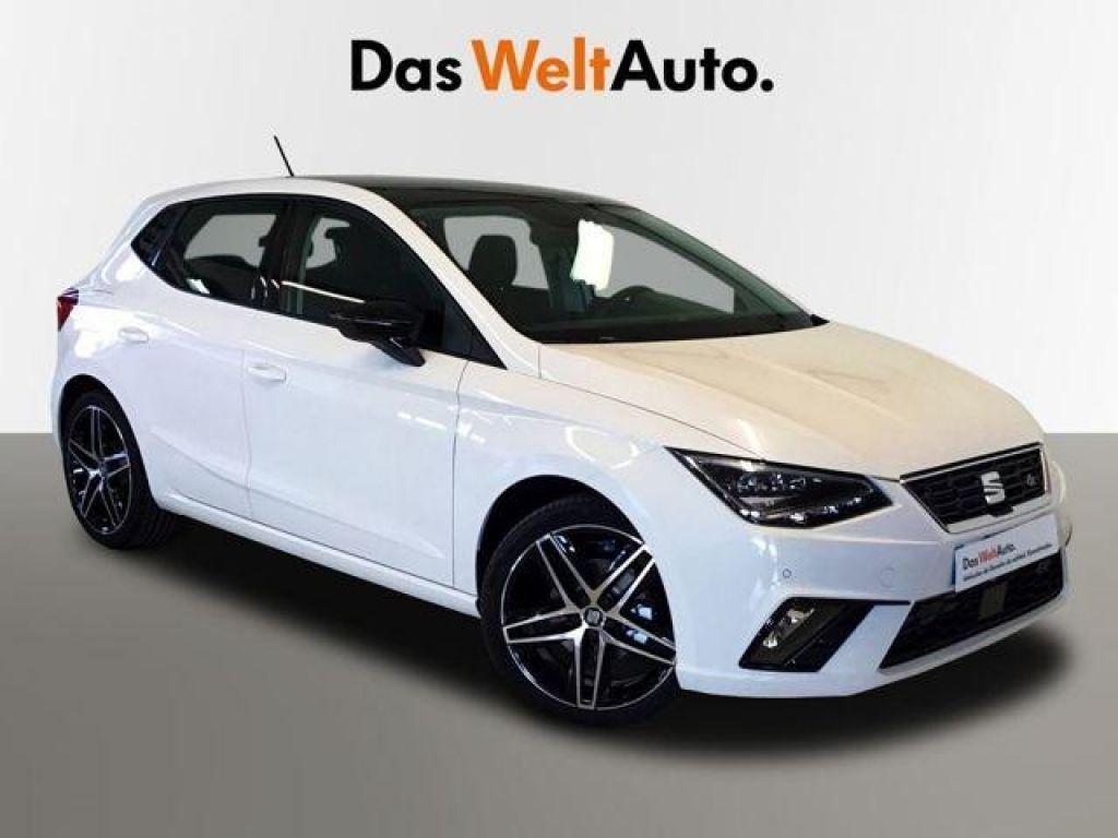 SEAT Ibiza 1.0 TSI S&S FR 85 kW (115 CV) segunda mano Madrid