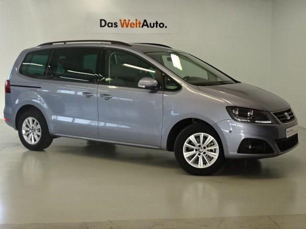 SEAT Alhambra 2.0 TDI 110kW (150CV) DSG St&Sp Sty Trav segunda mano Madrid
