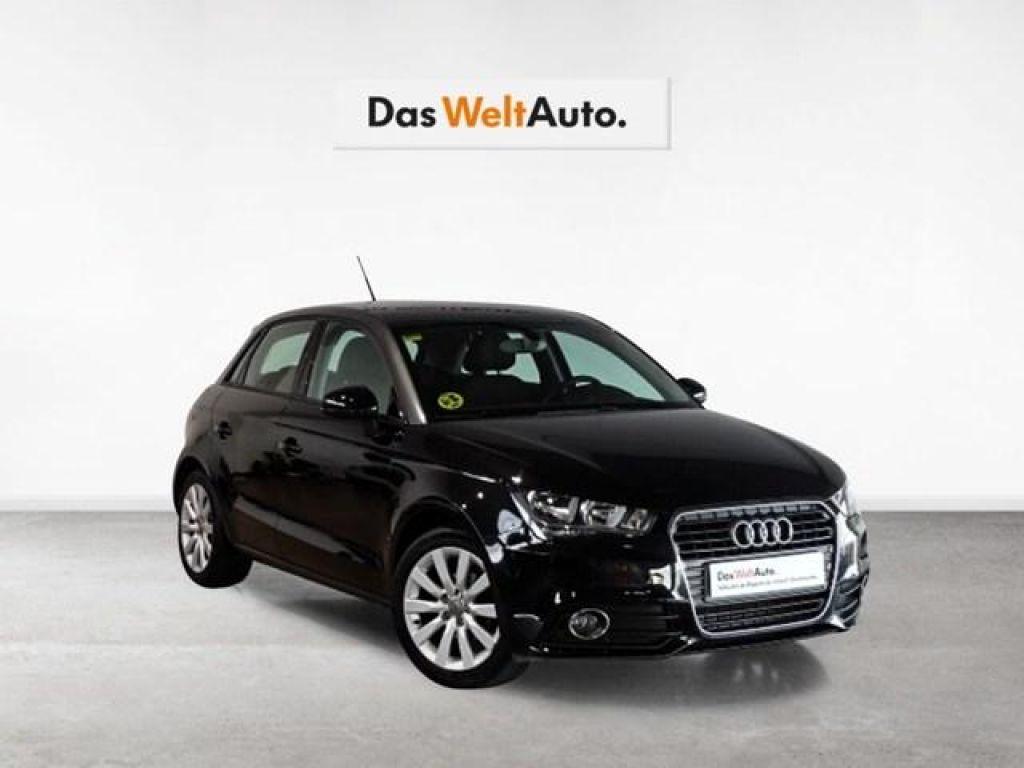 Audi A1 Sportback 1.6 TDI 90 S tronic Attracted segunda mano Madrid