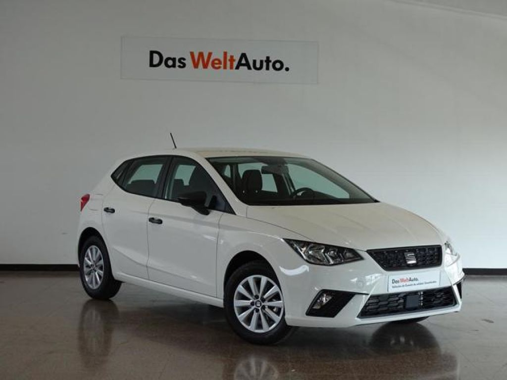 SEAT Ibiza 1.0 TGI 66kW (90CV) Reference Plus segunda mano Madrid